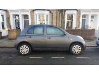 NISSAN MICRA 1.2 (2005) 5 DOOR AUTOMATIC. HPI CLEAR. 2 OWNERS. SMOOTH DRIVE. BARGAIN