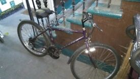 Used Bike for Sale - very good condition