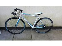 Carer Virtuoso Road Bike 50cm frame Shimano Gear and Brake system