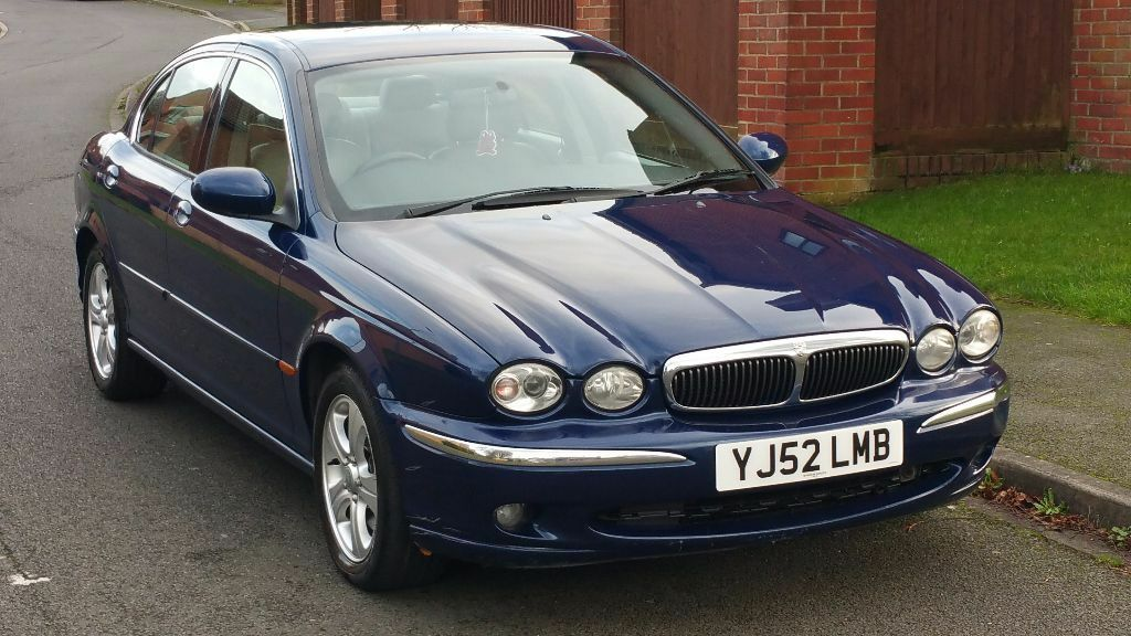 jaguar x type 3 0 v6 se auto 2002 52reg fsh new mot in luton bedfordshire gumtree. Black Bedroom Furniture Sets. Home Design Ideas