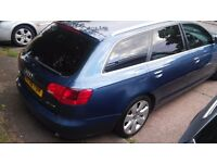 Audi a6 estate 2.7 tdi