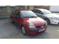 Renault Clio 1.5dci (DIESEL), low tax