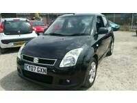 SUZUKI SWIFT GLX MANUAL PETROL 5DR SERVICE HISTORY