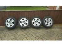 5x120 insignia steel wheels