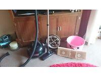 Hetty Hoover - NUMATIC HET200-12 Hetty Vacuum Cleaner