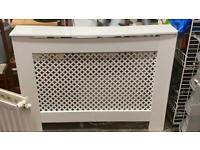 Radiator and cover