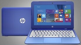 HP Stream 11-r50sa 11.6 Laptop blue