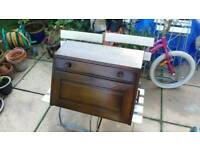 Ercol 1950s table top bureau