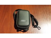 Camera case clam type hard shell