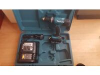 MAKITA CORDLESS DRILL LXT *BRAND NEW* HEAVY DUTY BOX. Perfect for a christmas gift.