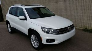 2015 Volkswagen Tiguan HIGHLINE ONE OWNER