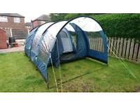 Trespass Go Further 6 Man Tunnel Tent