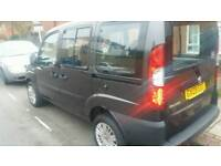 FIAT DOBLO 1.4 ACTIVE 1YEARS MOT 1 FORMER KEEPER FREE 6 MONTHS WARRANTY JUST HAD FULL NEW CLUTCH