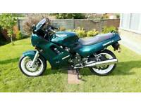 Triumph trophy 4 1200cc 1993, 11000 miles from new