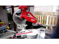 Millwauke MS305DB miter saw and stand