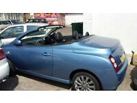 Lovely Summer Convertible Nissan Micra Essenza CC Manual 2dr 4 seats 12 mnth M.O.T. £1900
