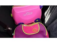 GIRLS PINK TRUNKI IN VERY GOOD CONDITION
