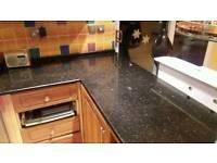 Used Granite kitchen worktop