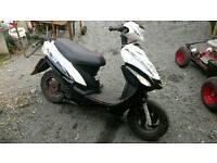 Longjia digita 50cc moped