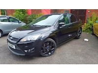 2010 Ford Focus ST 2.5 SIV SAT NAV/ KEYLESS/ FULL LEATHER