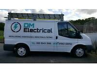 Electrician Belfast Low prices no call out charge 20 years experienced 8 years in business