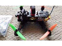 250 quadcopter with FPV gear