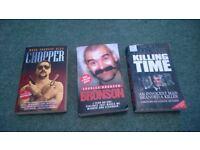 chopper , charles bonson, killing time