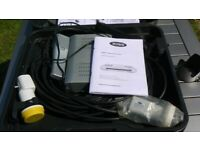 Camping Satellite System Digital Receiver LNB Mobile 12V
