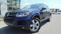 2011 Volkswagen TOUAREG EXECLINE 4MOTION