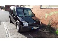 SWAPS 2005 transit connect black tdci really clean and relieable van mot til march 2017 up for swaps