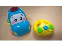 Babys Toy Car with remote control