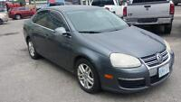 Priced to sell 2006 VW Jetta tdi 1000 kms per tank, automatic!