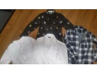 bundle of boys clothes 4-6 17 items