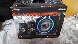 Trust Gaming GXT 628 2.1 Illuminated Speakers