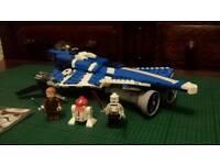 Lego Anakin's Custom Starfighter, 100% conplete