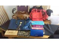 Loads of handbags and Purses