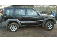 Jeep cherokee 2.5 crd 2003reg breaking for parts