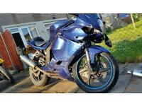 Hyosung Gt125r project bike *NO OFFERS*