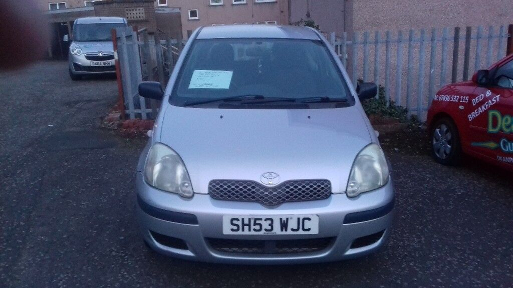 Toyota yaris 53 plate .£150 , mot ends 29th april 18. Couple things needing done nothing major.
