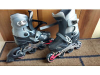 Adjustable Skates Roller Blades