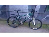 Kona Caldera downhill mountain bike
