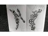 Henna/mehndi designs book 4 (Body Art)