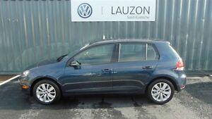 2012 Volkswagen Golf Auto air clim . siege chauffant mag etc