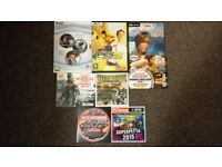 8 Płyt DVD z Grami i Programami Na PC (10 Pełnych Wersji !!!)