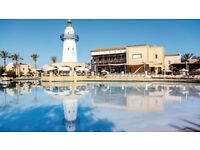 4* 7 night holiday for 2 adults and baby/child in hotel village aliathon Paphos Cyprus 10th Oct 18