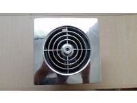 Bathroom fan ventilator 100mm with timer (available)