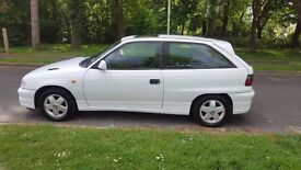 Vauxhall Astra gsi 16v with 52000 miles from new