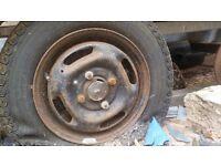 Wanted mini metro wheels