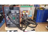 New gassless mug welder