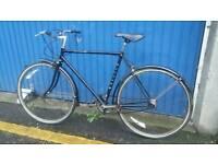 Vintage bike good running condition